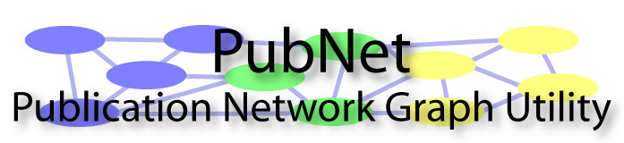 Publication Network Graph Utility